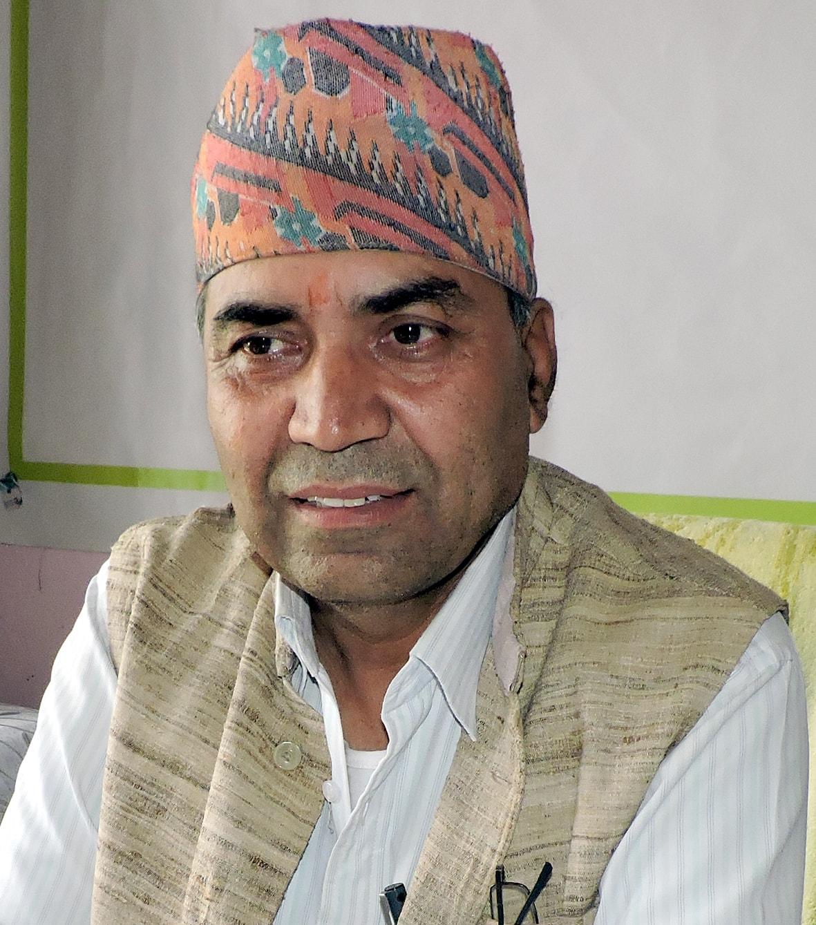 Naraya P. Upadhy