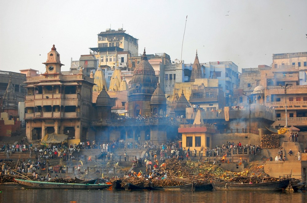 Photo Credits - Varanasi City Online (Website)