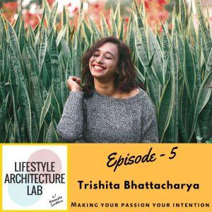 Trishita Bhattacharya - Insta Post