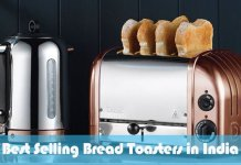 Top 10 Best Selling Bread Toasters in India