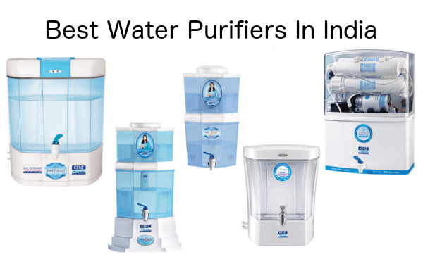 Best Water Purifier In India Reviews