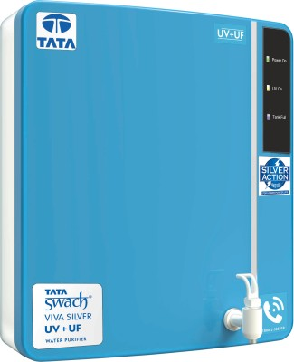 Tata Swach Viva Silver UV + UF 6 L Water Purifier