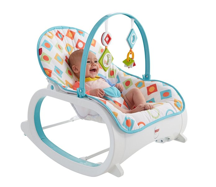 Fisher Price Infant to Toddler Rocking chair