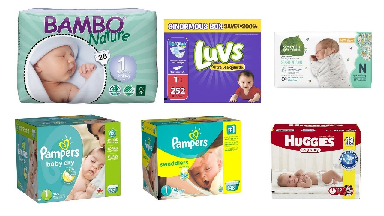 Top 10 Best Baby Diapers Review 2020 - Himantra.com
