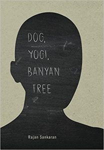 Dog, Yogi, Banyan Tree by Rajan Sankaran