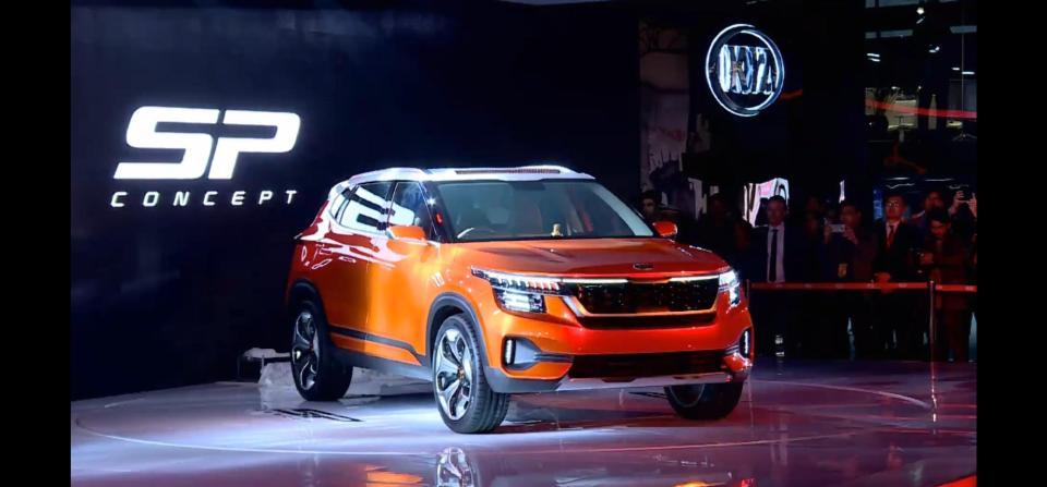 Cars at Auto Expo 2018