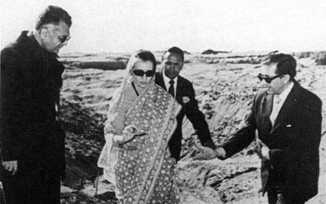 story of Pokhran nuclear tests