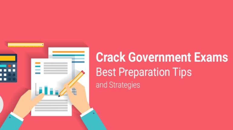 Crack Government Job Exams