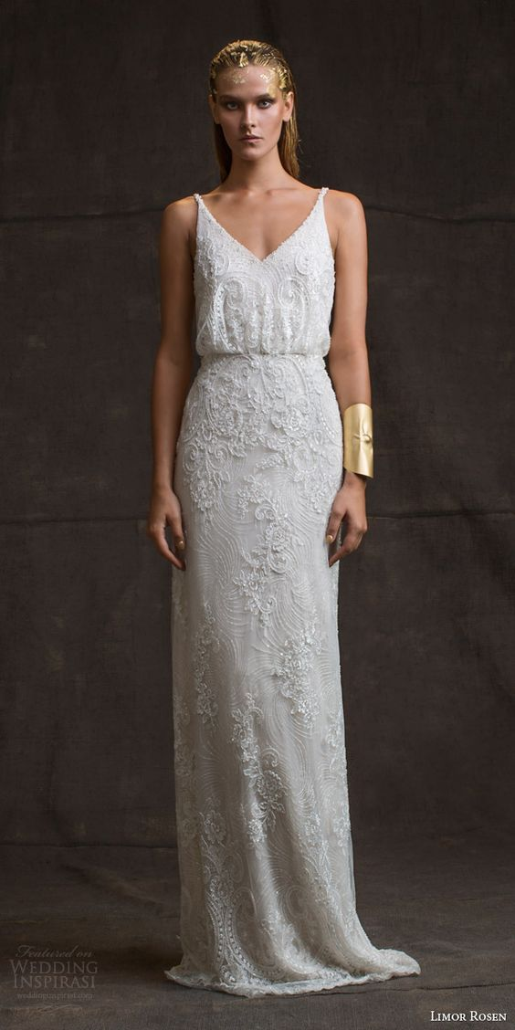100 Prettiest Vintage Wedding Dresses You Will Love  Page 4  Hi Miss Puff