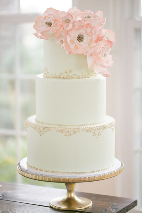 100 Most Beautiful Wedding Cakes For Your Wedding Page