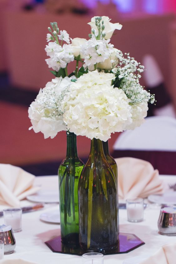 100 Country Rustic Wedding Centerpiece Ideas  Page 20  Hi Miss Puff