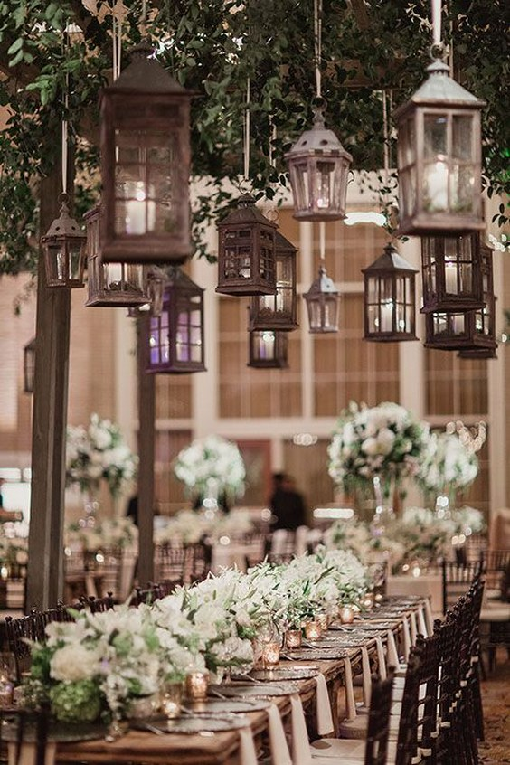 100 Unique and Romantic Lantern Wedding Ideas  Page 4