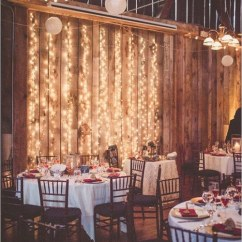How To Decorate My Living Room Rustic Design Curtains 65 Breathtaking String Bistro Lighting Wedding Ideas You ...