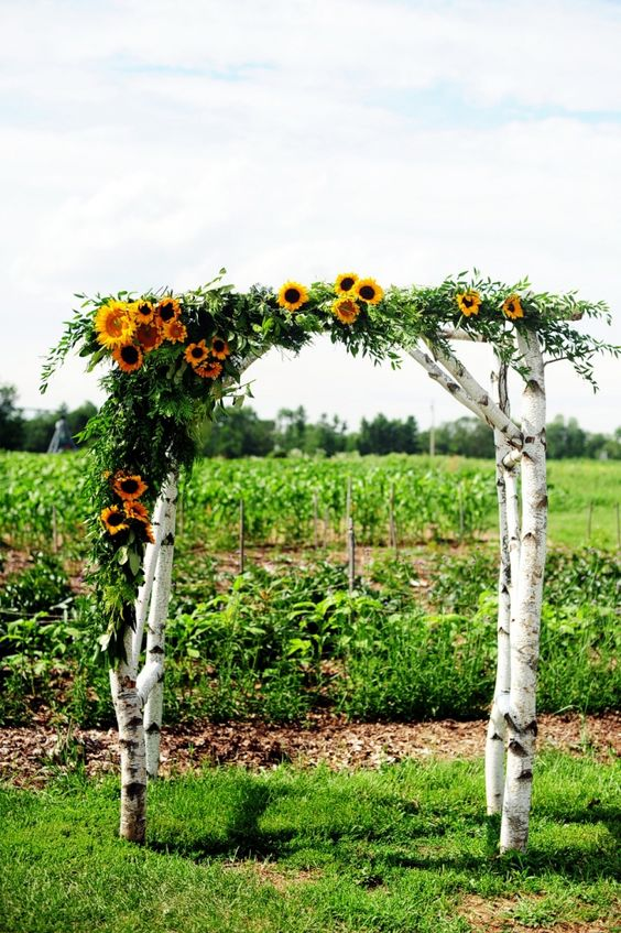 100 Bold Country Sunflower Wedding ideas  Page 3  Hi Miss Puff