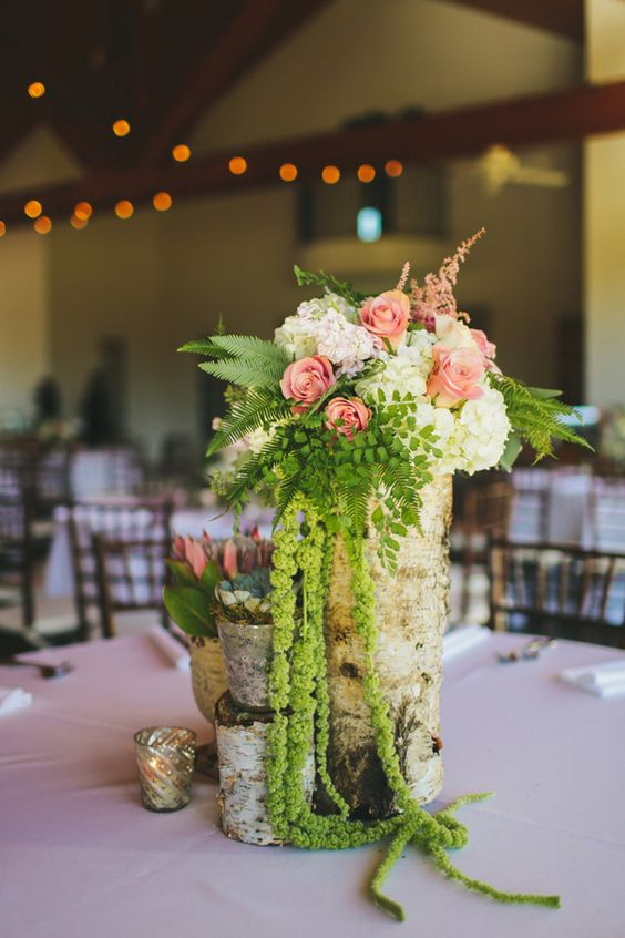 Vintage Fall Wedding Flower Bouquets