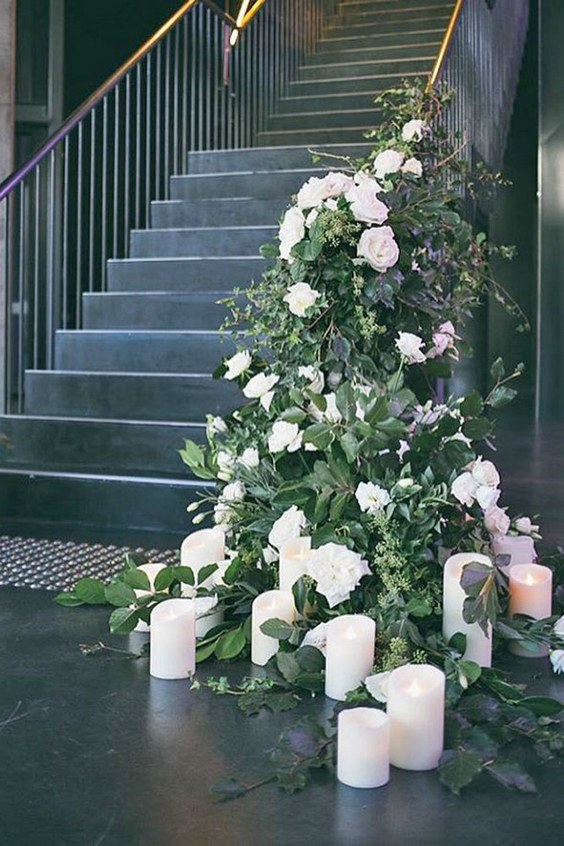2019 Wedding Trend Greenery Wedding Color Ideas  Page 2  Hi Miss Puff