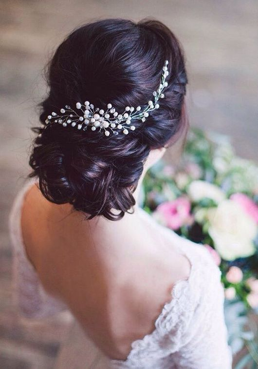 40 Long Wedding Hairstyles From Evgeniya Lebedeva