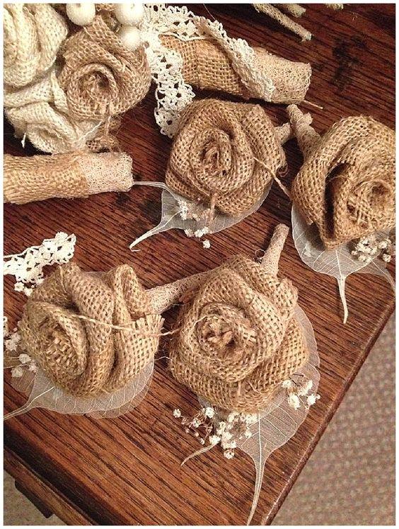 100 Rustic Country Burlap Wedding Ideas Youll Love Hi