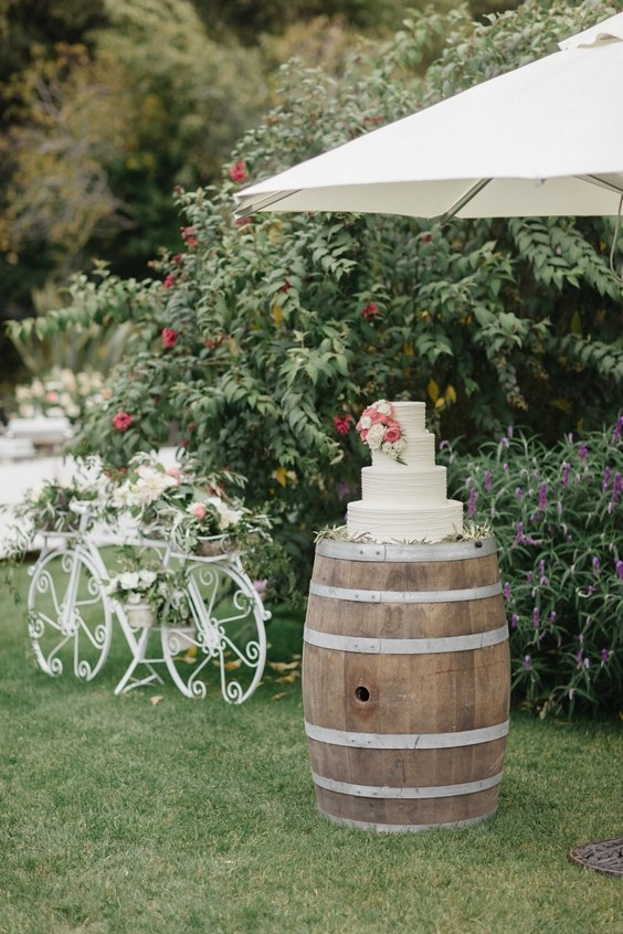 60 Rustic Country Wine Barrel Wedding Ideas Page 6 Hi