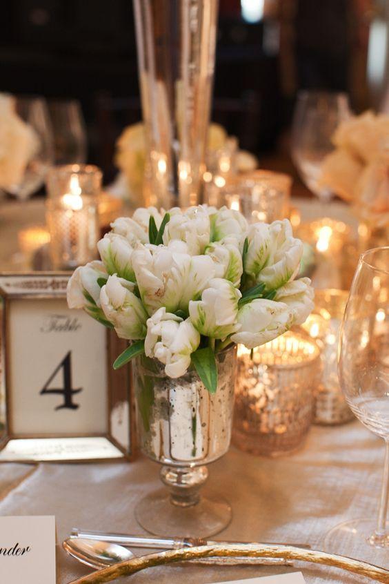 50 White Tulip Wedding Ideas for Spring Weddings  Page 8