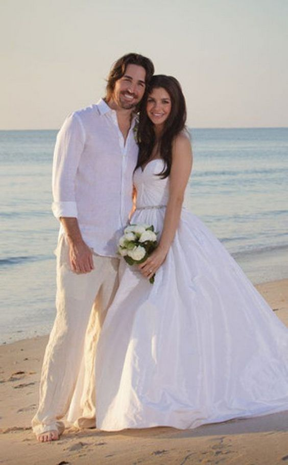 30 Beach Wedding Groom Attire Ideas  Hi Miss Puff