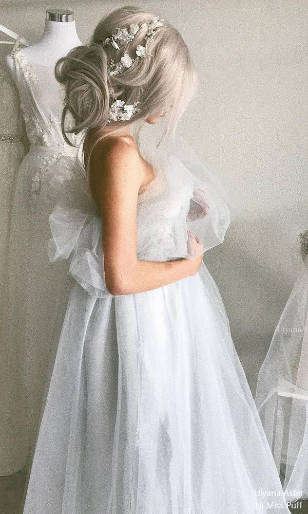 26 Ulyana Aster Long Wedding Hairstyles Hi Miss Puff