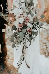25 Dusty Rose and Sage Green Wedding Color Ideas  Hi Miss ...