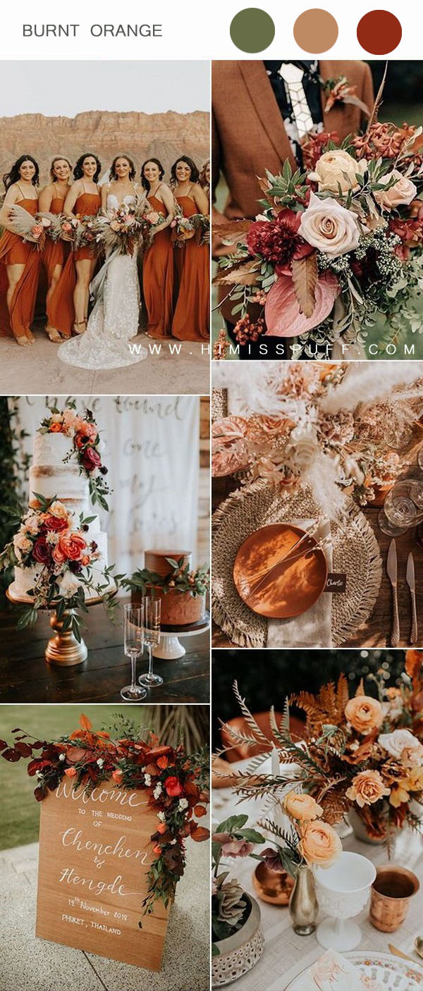 fall wedding sign wedding decor wedding centerpiece ideas bronze wedding