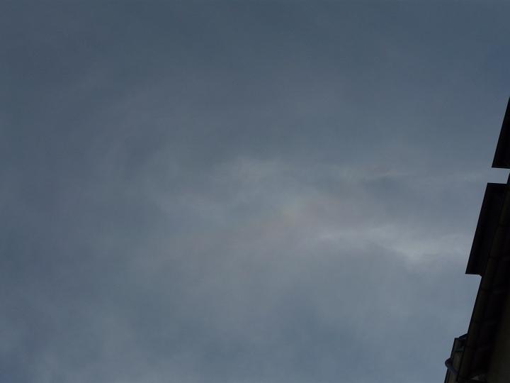 Zirkumzenitalbogen (12.08.2012, 19:06 MESZ)