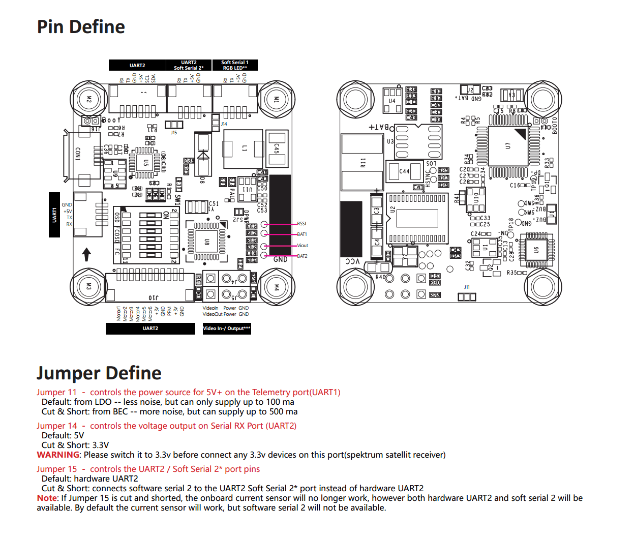 Cc3d Flight Controller Manual