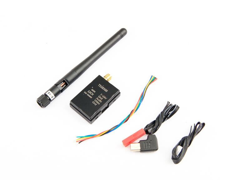 32Ch 5.8G 500mW Mini Transmitter TS58500
