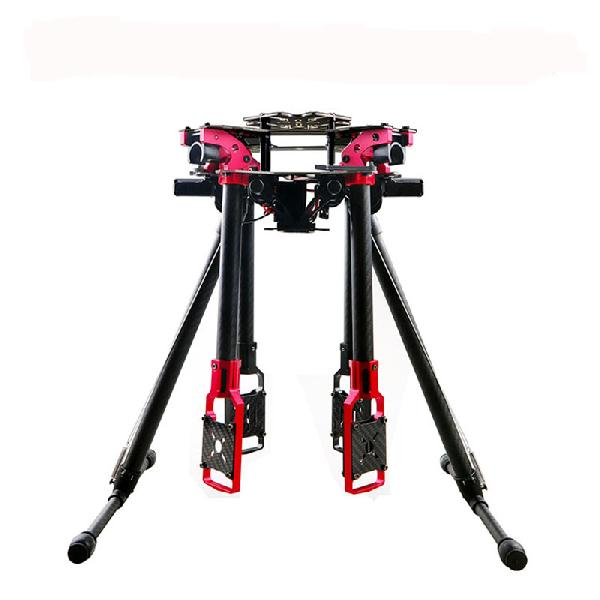 HMF U580Pro Umbrella Folding Quadcopter Frame Kit w