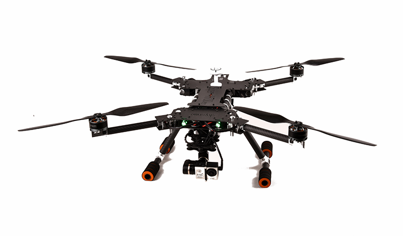 Skyonme Super H700 Foldable Quadcopter FPV Combo (Almost