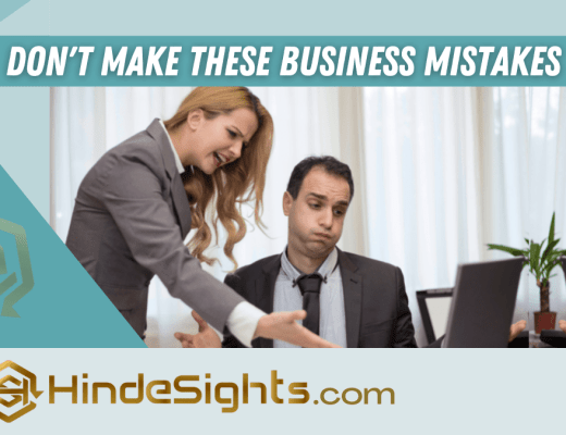 Business Mistakes