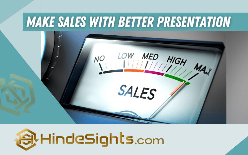 Make Better Sales
