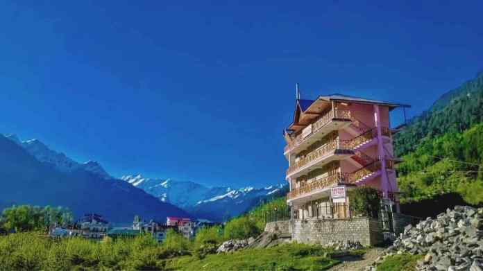 मन ल म घ मन क पर यटन स थल Tourist Places In Manali In Hindi