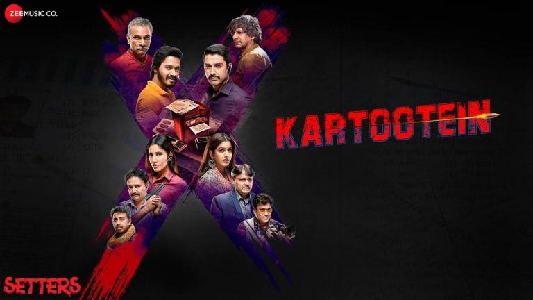 Kartootein from Setters (2019) Movie