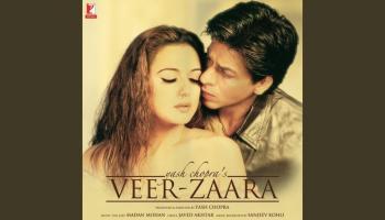 Jaane Kyun Lyrics | Veer-Zaara | Lata Mangeshkar.