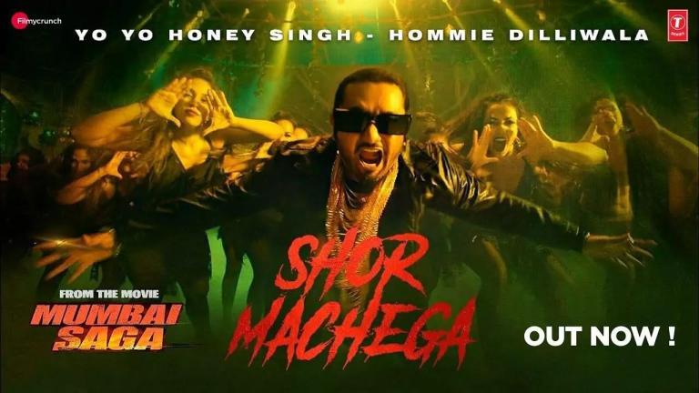 Shor Machega (Lyrics) - Yo Yo Honey Singh