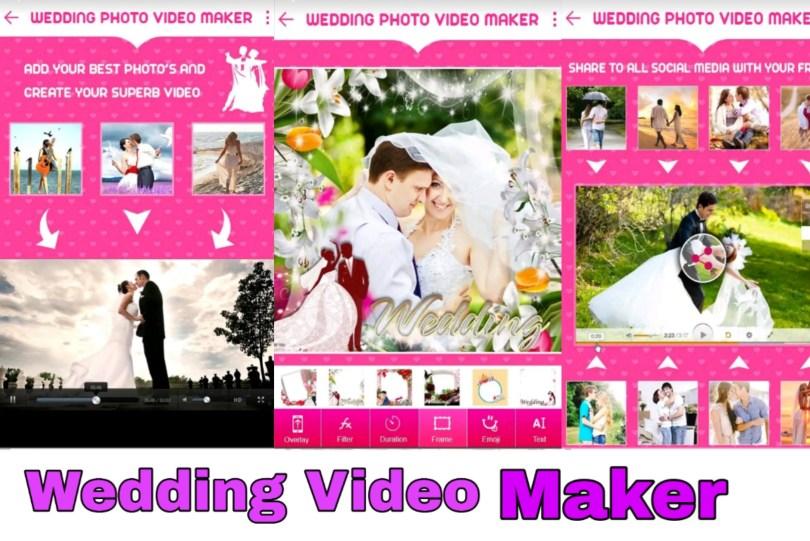 Wedding Photo To Video