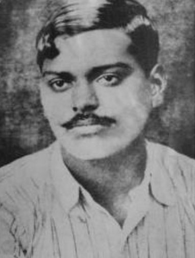 Chandra Shekhar Azad real photo