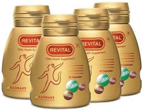 Revital capsules benefits in hindi