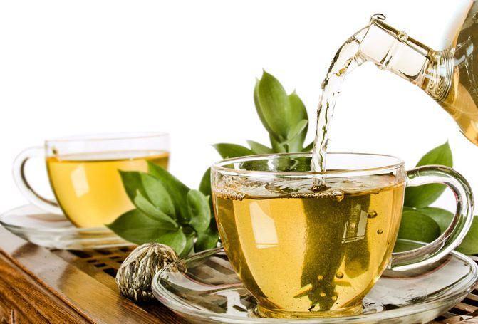 green tea recipe