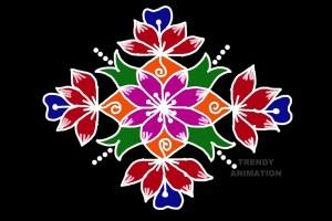 Sankranthi Muggulu 2019 - Latest Rangoli