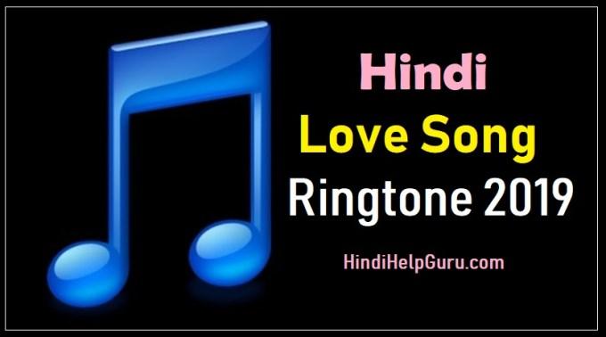 new Love Song Ringtone 2019
