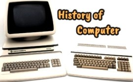 History of Computer ki jankari