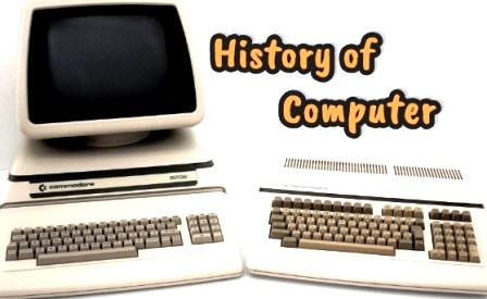 History of Computer hindi me jankari