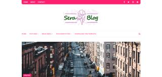 Sera Blog Blogger Templates