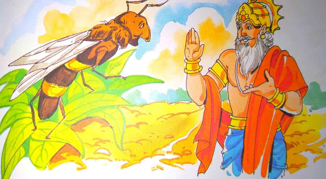 Story For Moral In Hindi