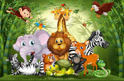 story of animals in hindi